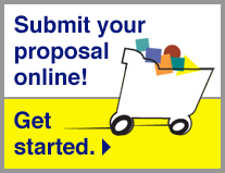 Submitting proposals will soon be easier!